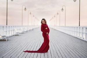 Magdalena sesja ciążowa