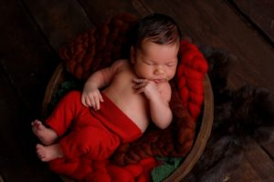 Aleksander sesja noworodkowa
