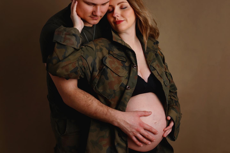 Sylwia sesja ciążowa