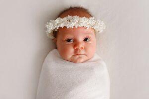 Klara sesja noworodkowa