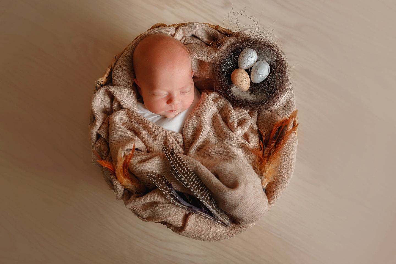 Wiktoria  sesja noworodkowa